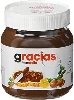 Nutella Gracias Avellanas y Cacao 350g.