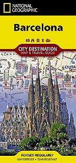 Barcelona: Destination City Maps