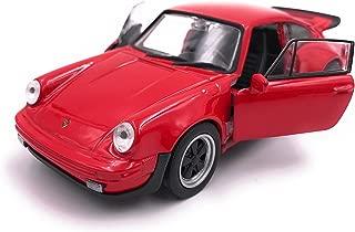 PORSCHE 911 Carrera S modello di auto auto prodotto con licenza 1:34-1:39 diversi colori