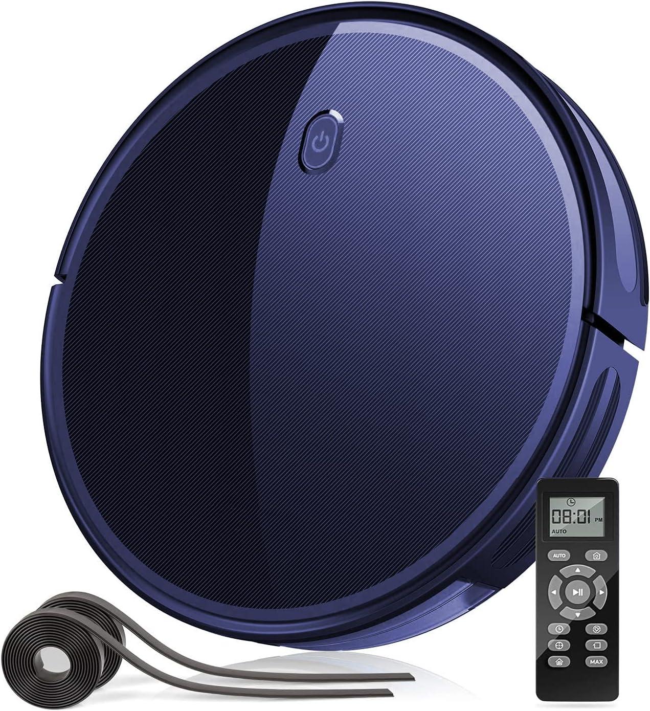 Robot Lowest price challenge Vacuum Special sale item 2000Pa Robotic Slim Max Suction Cleaner