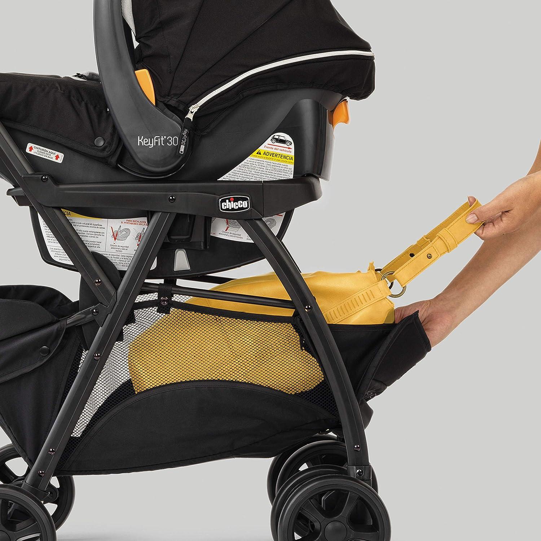 Chicco KeyFit Caddy Frame Stroller - Black