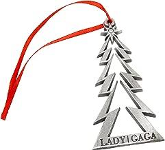 Lady Gaga Collectible: Rare 2010 Metal Christmas Tree 3