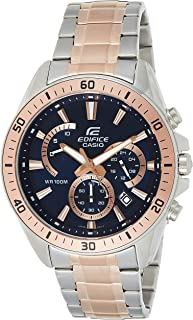 Casio Edifice Men's Stainless Steel Band Watch