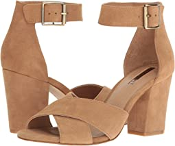 Fawn Kid Suede