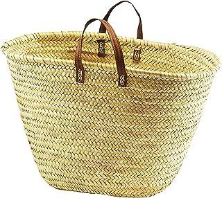 Neustanlo® Einkaufstasche Strandtasche Badetasche Palmtasche (Groß kurze Henkel)