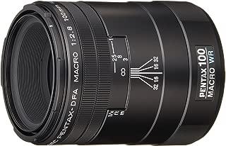 PENTAX 単焦点マクロレンズ 防滴構造 D FA MACRO 100mmF2.8 WR Kマウント フルサイズ・APS-Cサイズ 21910