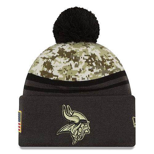 8873a252 Vikings Knit Caps: Amazon.com