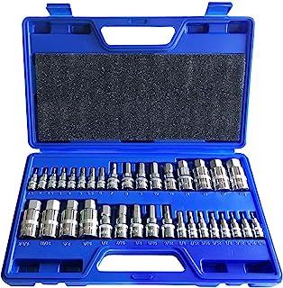 Master Hex Bit Socket Set Allen Wrench Bit Kit Hex Key...