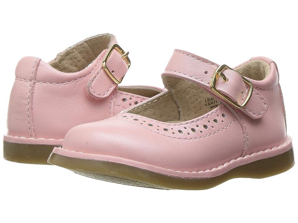 FootMates Heather (Infant/Toddler/Little Kid) (Pink) Girl