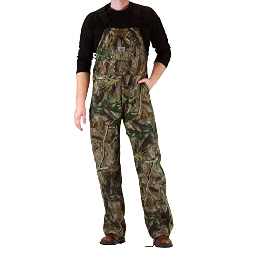 5e73e724391 Round House RealTree Non-Insulated Camo Overall - Made in USA