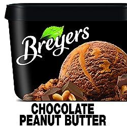 Breyers Original Ice Cream, Chocolate Peanut Butter, 48 oz