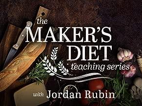 Makers Diet Teaching Series with Jordan Rubin