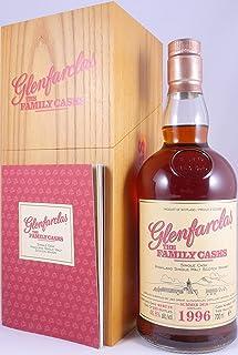 Glenfarclas 1996 22 Years The Family Casks Sherry Butt Cask 1499 Highland Single Malt Scotch Whisky Cask Strength 46,8% Vol. - eine von nur 225 Flaschen!