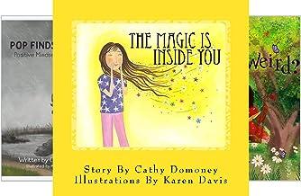 Positive Mindset For Kids (5 Book Series)