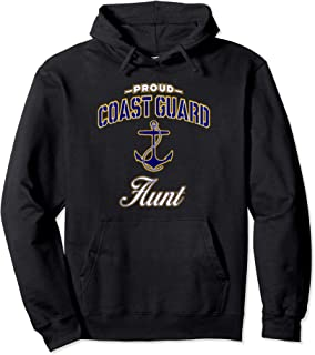 Coast Guard Aunt Hoodie for Women