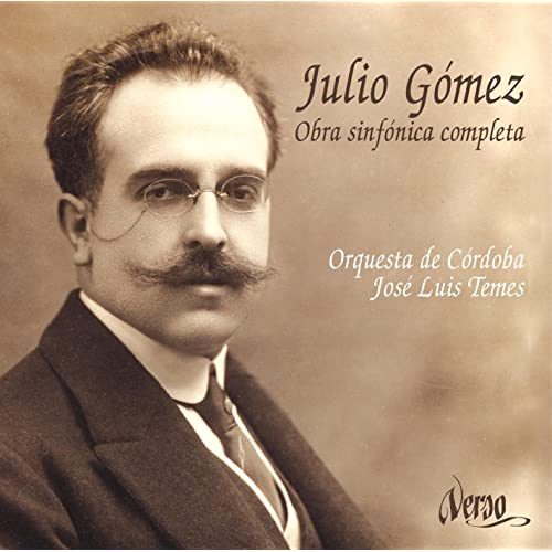 Julio Gómez: Obra sinfónica completa