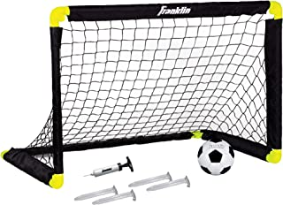 Franklin Sports Mini Soccer Goal - 36 x 24 Inch -...