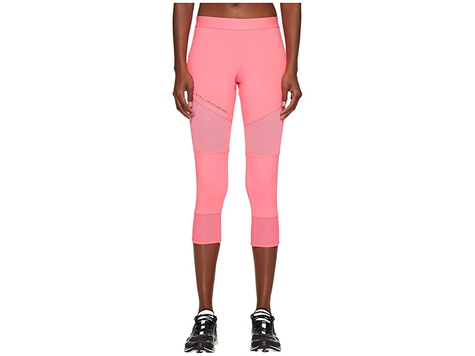 adidas by Stella McCartney Performance Essentials 3/4 Tights CG0892 (Solar Pink) Women
