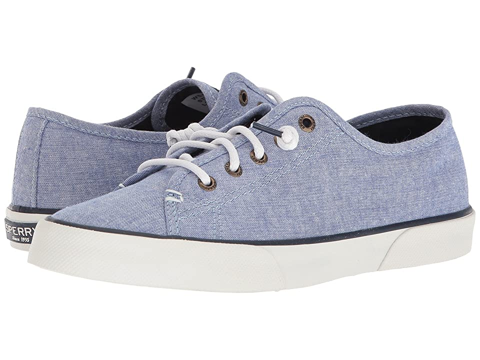 Sperry Pier View Chambray (Blue) Women