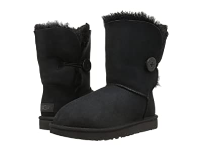 UGG Bailey Button II (Black) Women