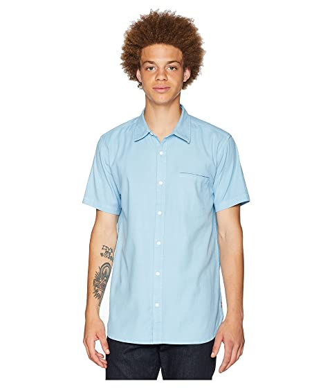 Levi's® Bloom Stretch Twill Short Sleeve Woven Allure Outlet Ebay Sale Cheap Prices Official Site Clearance Perfect dV4vAiLj