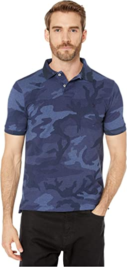 RL Camo Blue Heather