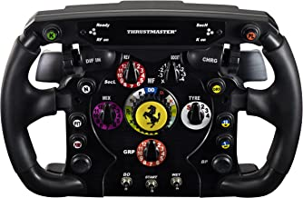 Thrustmaster Ferrari F1 Detachable Add-on Wheel - Black