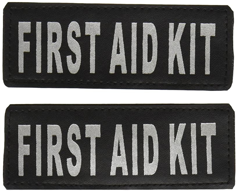 Dogline First Aid Kit Removable Velcro Patches