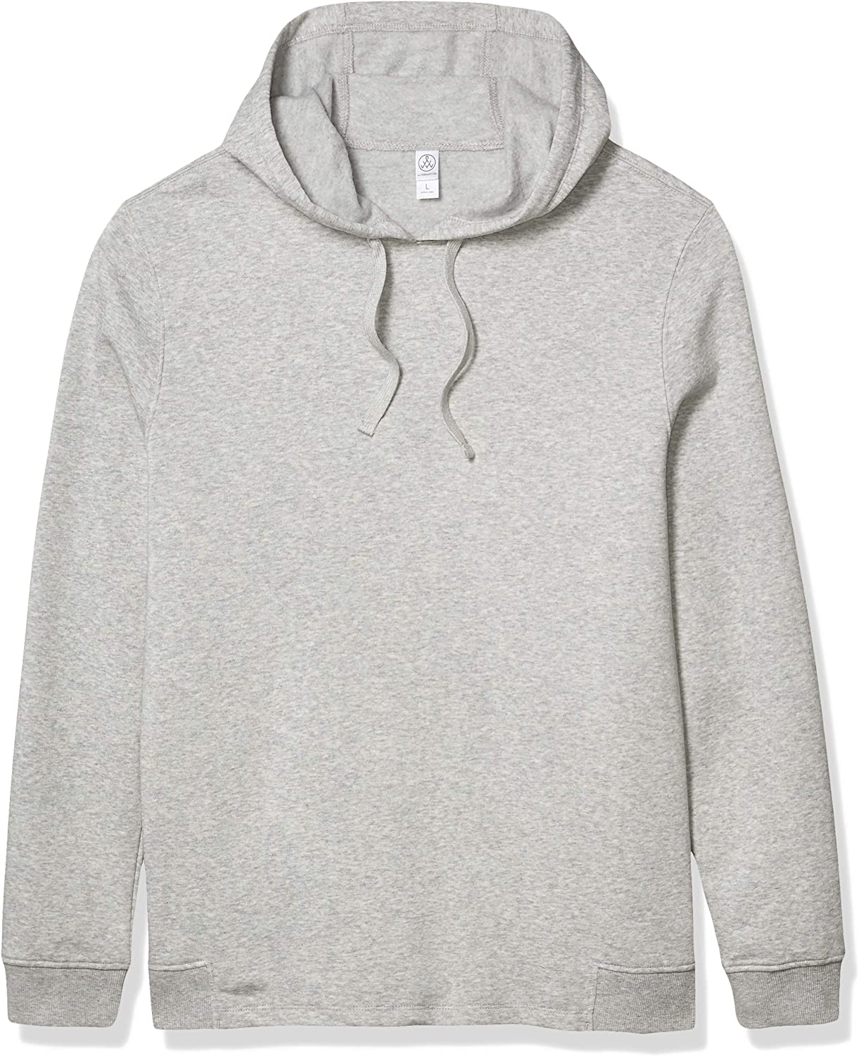 Alternative Men's Cotton New life Modal Seamed Hoodie Inventory cleanup selling sale