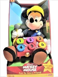 Disney Mickey Mouse Fun to Learn Friend