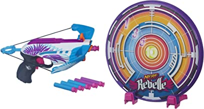 Nerf Rebelle Star Shot Targeting Set