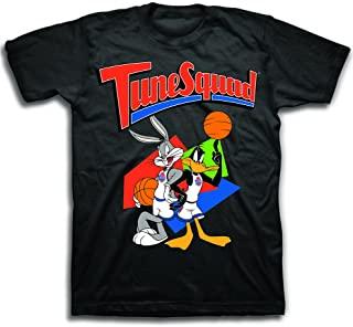 e172817742bac2 space jam Mens Classic Shirt - Tune Squad Michael Jordan   Bugs Bunny Tee  90 s Classic