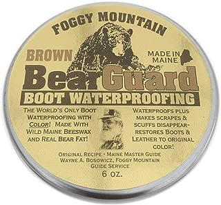 Bear Guard Brown