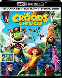 THE CROODS: A NEW AGE debuts on Digital Feb. 9 and on 4K, Blu-ray and DVD Feb. 23 from Universal