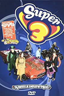 Anem a Veure Mon Super 3 [ed. E [DVD]
