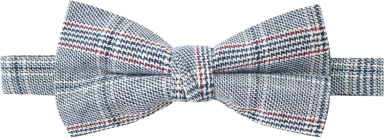 Spring Notion's Men Glen Plaid Bow Tie