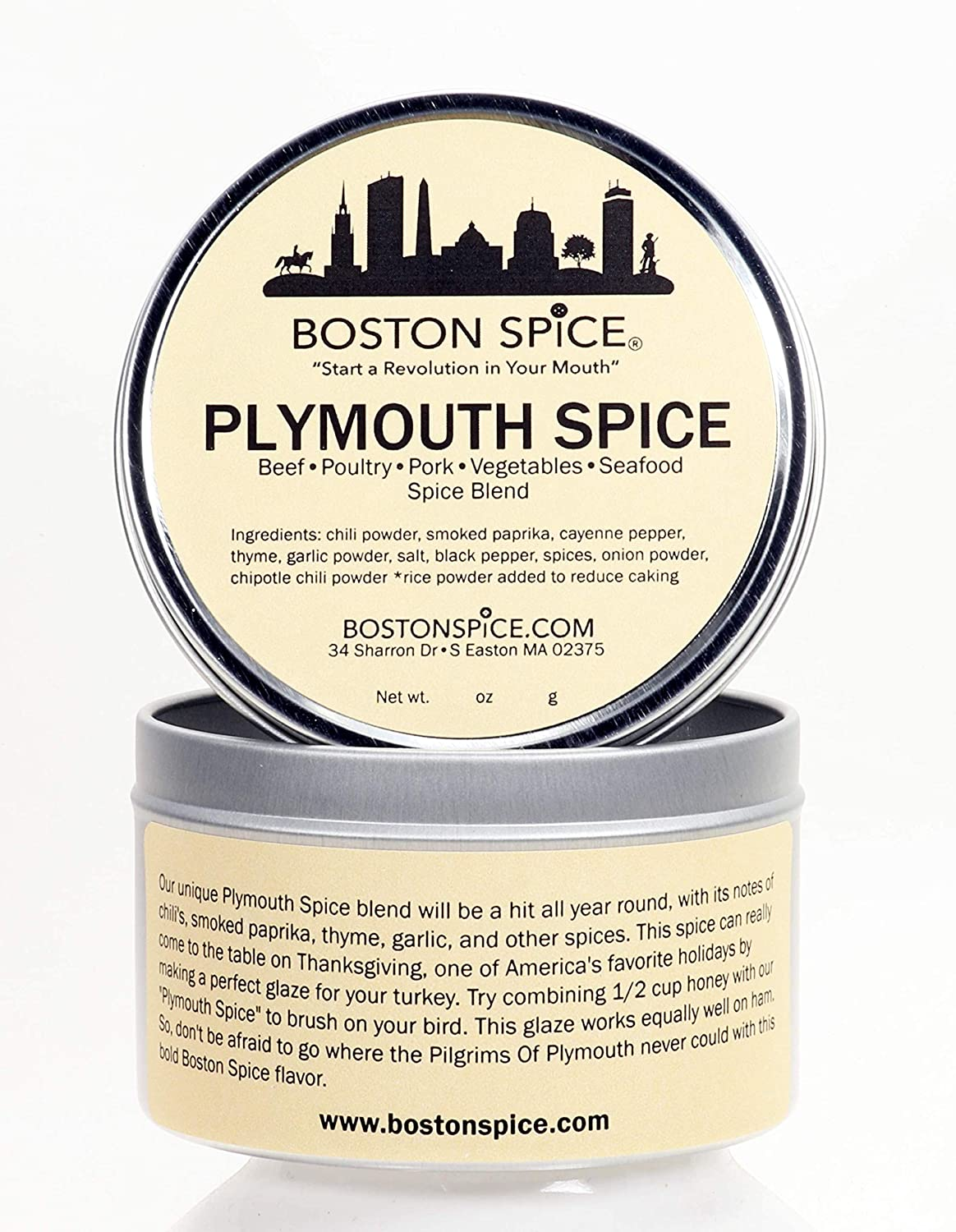Boston Spice Max 43% OFF Plymouth Handmade BBQ Barbecue Chicago Mall Grilli Gourmet