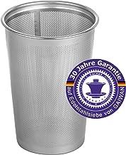 GAIWAN SP500: filtr do herbaty luzem, drobne sitko do herbaty ze stali nierdzewnej, filtr stały.