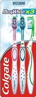 COLGATE Tandborstar, Paket med 3