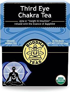 Buddha Teas Third Eye Chakra Tea 18 Tea Bags