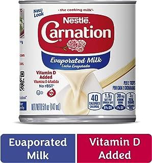 Nestle Carnation Vitamin D Added Evaporated Milk 5 fl. oz. Can