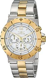 Invicta Men's INVICTA-14856 Specialty Analog Display Japanese Quartz Two Tone Watch