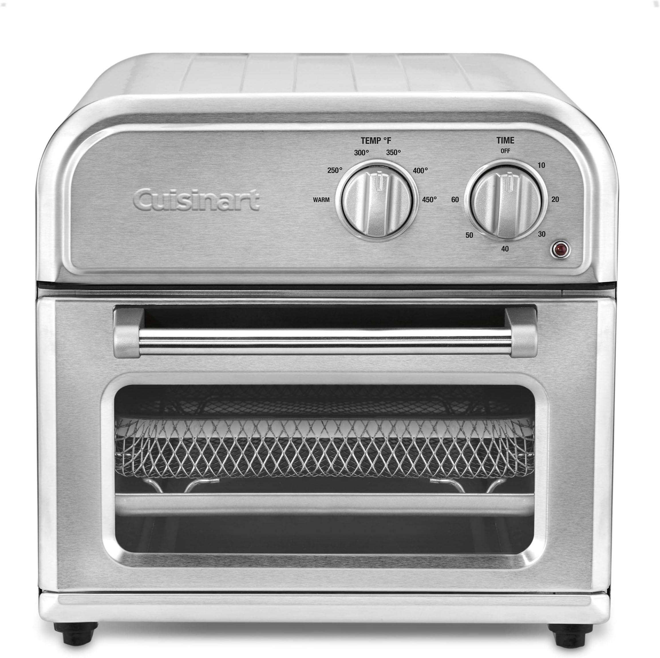 Cuisinart AFR-25, Airfryer, Silver