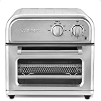 Cuisinart AFR-25 High-Efficiency Air Fryer (Silver) - Refurbished