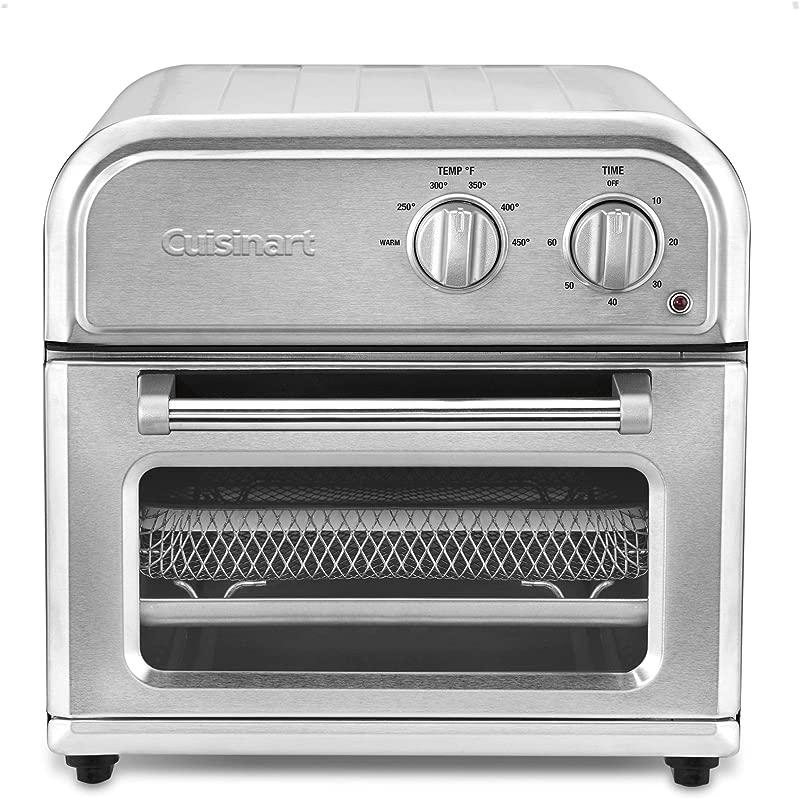 Cuisinart AFR 25 Air Fryer One Size Silver