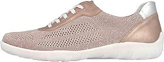 Remonte Lage schoenen in grote maten roze R3503-31 grote damesschoenen