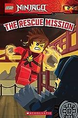LEGO Ninjago: The Rescue Mission (Reader #11) (LEGO Ninjago Reader) Kindle Edition