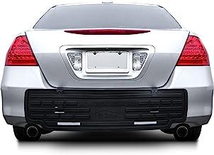 محافظ محافظ سپر سپر FH Group F16408 Black-F16408 F16408BLACK Universal Fit Rear