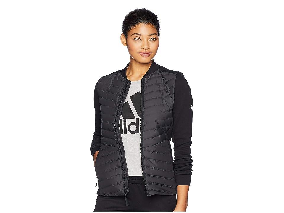 adidas Outdoor Varilite Hybrid Jacket (Black) Women