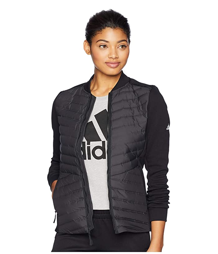 adidas Outdoor Varilite Hybrid Jacket (Black) Women